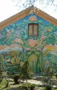 Christiania; 35 ettari di libertà a Copenaghen