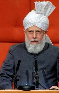 Ahmadiyya Muslim Community; for a violence-free Islam