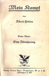 La fioritura dell'identitarismo nazista
