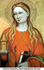 Maria Maddalena, i Templari ed il Graal